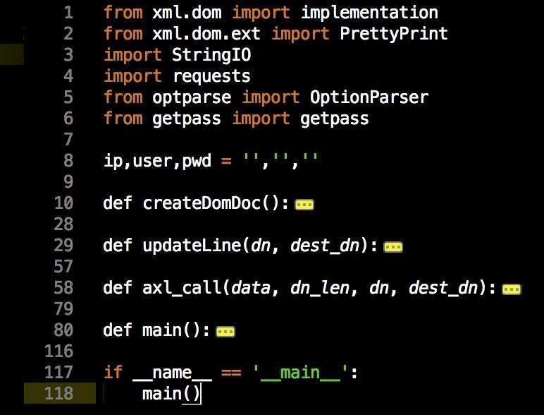 cucm axl devops: scripted updateLine via python} | Sam I Am Sam