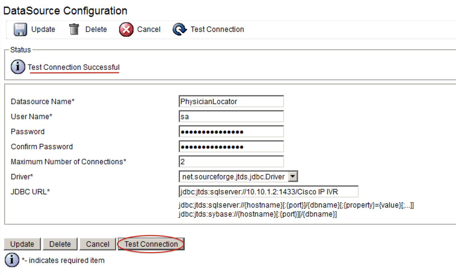 uccx scripting: db subsystem setup} | Sam I Am Sam