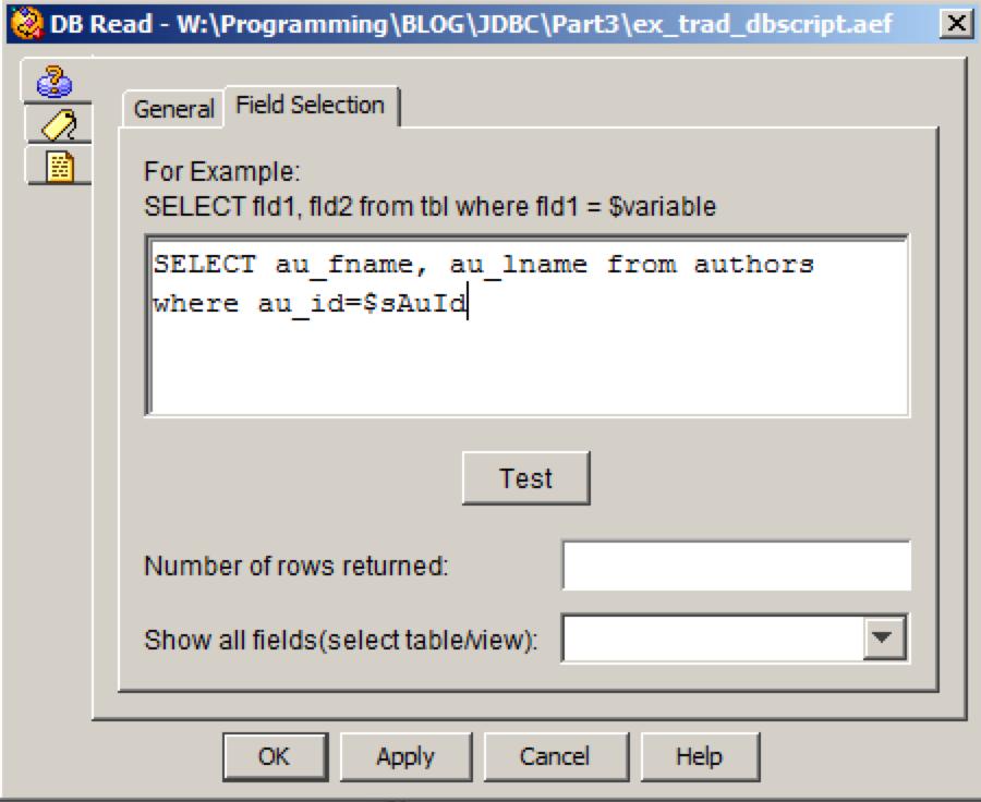 uccx scripting: db get data} | Sam I Am Sam